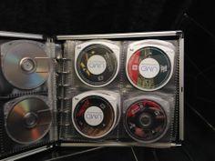 Lot of 16 Great PSP Games in a Nice Hard Case. Kingdom Hearts, Mortal Kombat...
