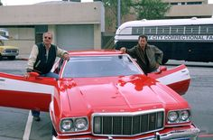 Starsky And Hutch (this is the only one I will post from the 2004 movie, because they were the only good thing about it.)