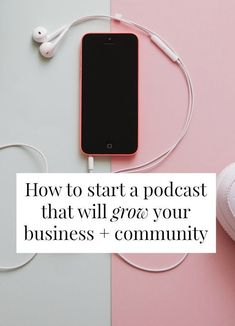 Have you ever wanted to start a podcast, but weren't sure it was worth the work? Here's why and how to start a podcast! Start A Business From Home, Growing Your Business, Starting A Business, Will Turner, Business Tips, Online Business, Business Branding, Business Meme, Business Marketing