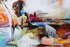 Figure Art, Figurative, Abstract Nude, Contemporary art Naples FL