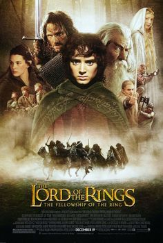 Click to View Extra Large Poster Image for The Lord of the Rings: The Fellowship of the Ring