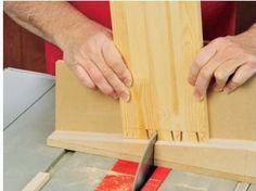 Ah! E se falando em madeira...: jig rabo de andorinha na serra circular                                                                                                                                                                                 Mais