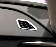 For Kia K5 Optima 2016 2017 Interior Upper Air Condition Vent Outlet Cover Trim 2pcs