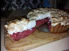Try this Strawberry Meringue Pie recipe by Chef Jackie Camilleri.