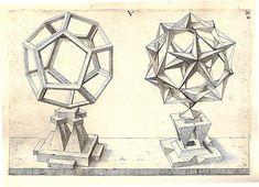 Mathematical Treasure: Wenzel Jamnitzer's Platonic Solids | Mathematical Association of America