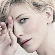 Cate Blanchett by David Slijper via @catebblogbr #cateblanchett #2012…