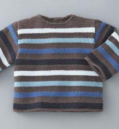 Knitting kids from Phildar