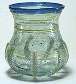 Bag beaker from Birka
