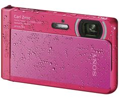 Sony 18 MP Digital Camera with Optical Image Stabilized Zoom and OLED (Pink) - My Canon Digital Camera Best Digital Camera, Canon Digital, Digital Slr, Camera Store, Optical Image, Sony Camera, Camera Settings, Camera Accessories, Cyber