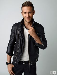GQ Cover: Ryan Reynolds Shows How to Embrace Your Dad Years | GQ