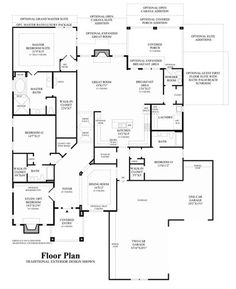 milanese plan at whittier heights in colleyville texas by toll brothers