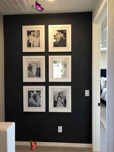 Decoração #galeria #parede<br>