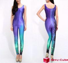 New Women's Popular Sexy Aurora Skye Jumpsuits Catsuits