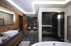 Schockierend Badezimmer Rustikal Und Trotzdem Cool Auf Moderne Ideen Fur  Haus Dekoration In Gesellschaft Mit 11