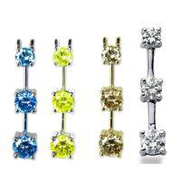 Diamant Anhänger vom Juwelierhaus Abt in Dortmund. Hier Trilogie Diamant Anhänger mit blauen, gelben, cognac und weißen Diamanten aus Weißgold.