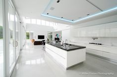 White Kitchen by Snaidero USA Coral Gables #SnaideroUSA