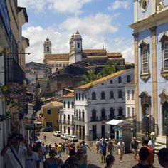©M & G Therin-Weise / M&G Therin-Weise - Brazil - Bahia State, north-east region of Brazil - Historic Centre of Salvador de Bahia