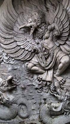 History of Garuda, Bali, Indonesia