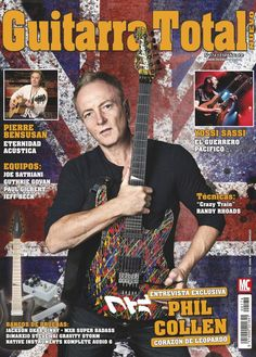 #Guitarra Total 174. Phil Collen