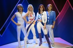 You can dance, you can jive — at Stockholm's kitschy ABBA museum
