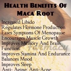 With so much demand and discussions on the maca root supplement. Here are the health benefits of Maca. Order from us today both in tablets and powder form. Natural Health Remedies, Natural Cures, Natural Healing, Herbal Remedies, Natural Treatments, Health And Nutrition, Health Tips, Health And Wellness, Women's Health