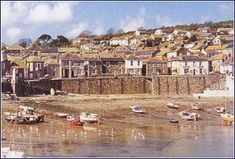 Mousehole. The most soothing yet haunting place in the world.