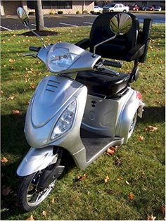 Epizontech Ems-48 Electric Mobility Scooter