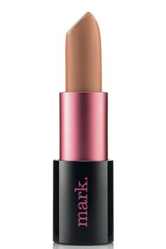 mark's Lipclick Full Color Lipstick in Bare Hug featured on @refinery29's Best Nude Lipsticks!