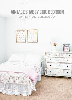 Diy Home Decor Bedroom Girl Inspiration Shabby Chic 56 Ideas