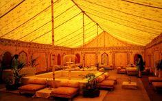 arab luxury tent #party #tent #arab