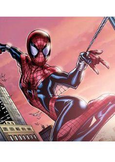 Reserved: custom design for Spidergirl cosplay costume Comic Movies, Comic Books Art, Comic Art, Dc Comics Women, Comics Girls, Marvel E Dc, Marvel Heroes, Marvel Universe, Marvel Comics