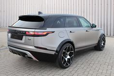 Lumma Design Lightly Mods Range Rover Velar | Carscoops My Dream Car, Dream Cars, Lexus Sport, Range Rover Supercharged, Studio Background Images, Best Luxury Cars, Top Cars, Land Rovers, Super Cars