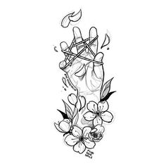 Tattoo Sketches, Tattoo Drawings, Cool Drawings, Art Sketches, Dibujos Tattoo, Desenho Tattoo, Black And White Drawing, Black And Grey Tattoos, Dark Tattoo