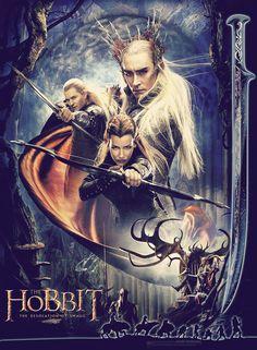 Elves of 'The Hobbit'