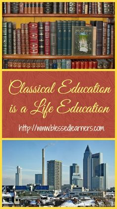 People often think that classical things are something which are out of date that we don't need anymore. Have you ever thought that Classical Education is a Life education?