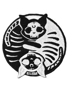 Punk Patches, Diy Patches, Cool Patches, Pin And Patches, Iron On Patches, Jacket Patches, Estilo Heavy Metal, Embroidery Patches, Embroidered Patch