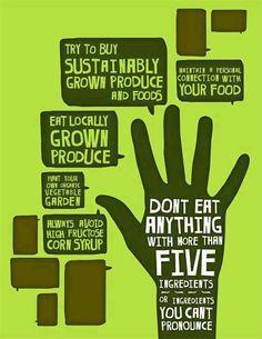 Food security, folks. #foodies #health #diet