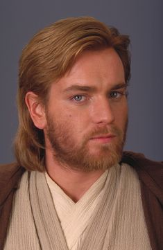 Ewan McGregor as Obi Wan Kenobi in Star Wars: Attack of the Clones. Description from pinterest.com. I searched for this on bing.com/images