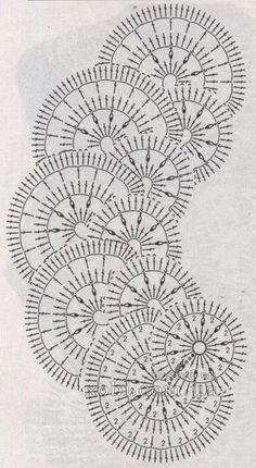 nastro 9 - схема вязания