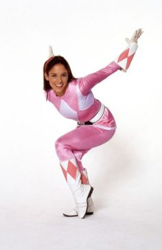 kimberly, the pink ranger | mighty morphing power rangers