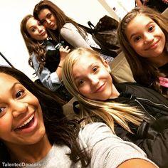 Nia, Brynn, Kenzie, Maddie and Kalani