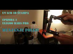 3D štampa 4 epizoda menjanje folije ep. 7 Flat Screen, 3d, Kunst, Blood Plasma, Flatscreen, Dish Display