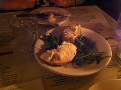 Bruschetta mal anders. im Garbo. Werde Restaurant-Tester auf www.testando.de/pinterest