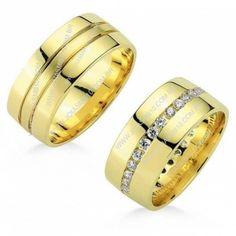 Detalhes do Produto:     Par de alianças de noivado, ouroe casamentoem ouro amarelo 18k 750  Diamantes: 035 diamantes 0,70 pontos na alianças feminina  Classificação: P1 - cor j ou k  Modelo: Lojas de Alianças de noivadodiamantesquadradas maciças  Largura: 9mmx 2,2 altura  Peso Médio: 34,9 grs  Acabamento:Alianças de noivado18k polidoescovado  Detalhes: Disponivel em todos os tamanhos  Garantia: Acompanha certificado de garantiaeterna pela autenticidade do teor do ouro 18k e os…