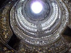 La grotte de coquillages située à Margate en Angleterre est bien mystérieuse. - SCMB Images