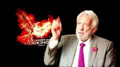 Going to see The Hunger Games: Mockingjay - Part 2? Donald Sutherland reveals some dark secrets http://www.davidwolfe.com/donald-sutherland-explains-the-real-meaning-of-hunger-games-what-you-need-to-know/