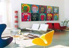 Confira artigos de decoração inspirados em Marilyn Monroe - Terra Brasil