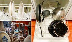 7 techniques pour un lavage optimal au lave-vaisselle - Astuces de grand mère