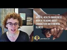 Mental Health Awareness Month: Reading about characters with mental illness Mental Health Awareness Month, Mental Health Issues, Mental Illness, Book Publishing, My Books, About Me Blog, Characters, Reading, Figurines