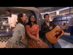 """I was sadly not a fan of Grease Live but Jordan Fisher singing """"Those Magic Changes"""" literally made me swoon. I'm still swooning. I've lost count of how many times I've watched this. 01.31.16- 02.06.16"""